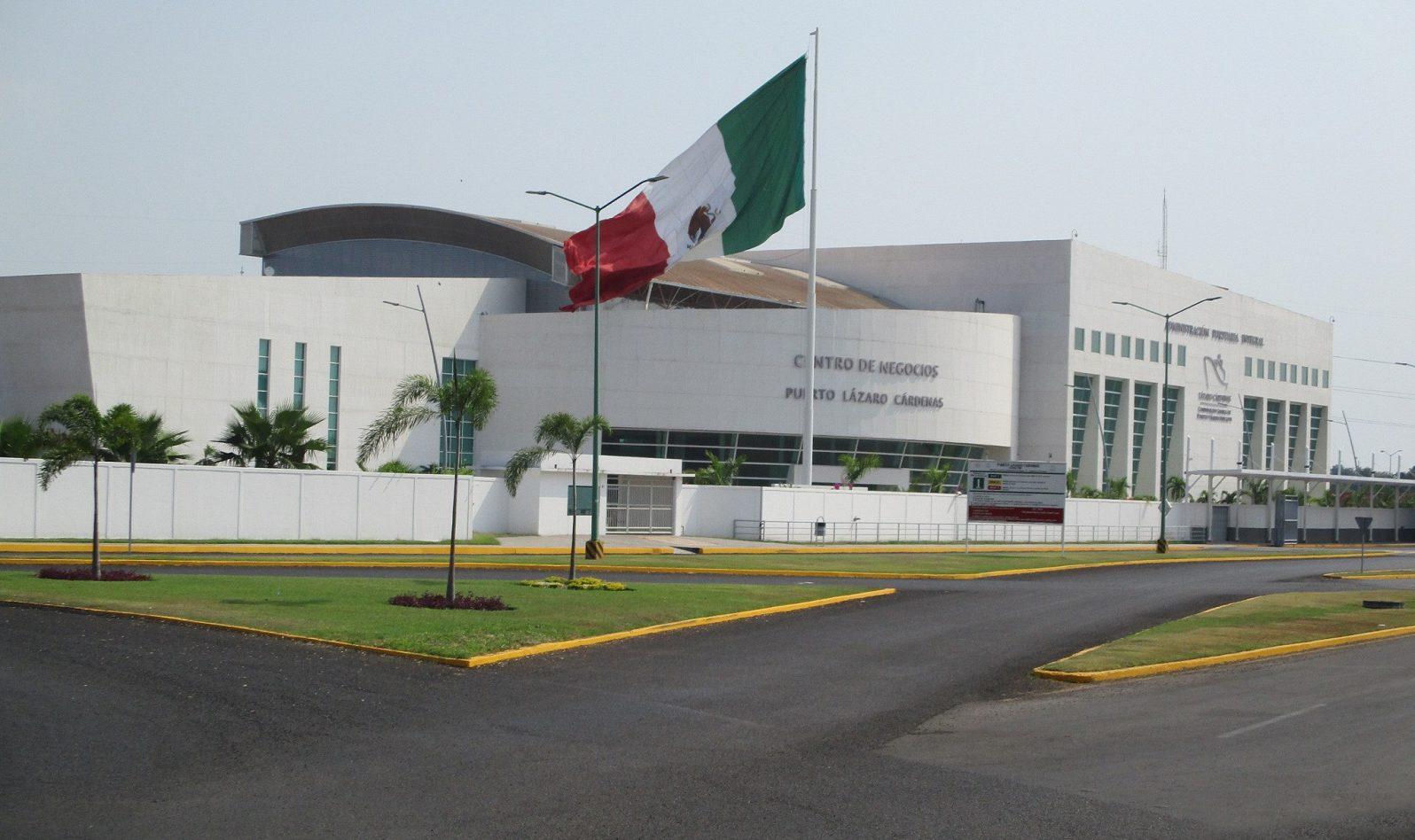 Port of Lazaro Cardenas