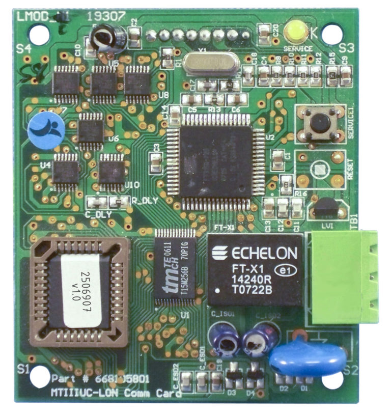 Microtech 174 Iii Fan Coil Unit Lonmark